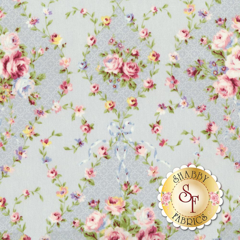 Rococo & Sweet '19 31861-90 by Lecien Fabrics available at Shabby Fabrics