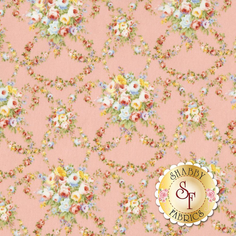 Rococo & Sweet '19 31862-20 by Lecien Fabrics available at Shabby Fabrics