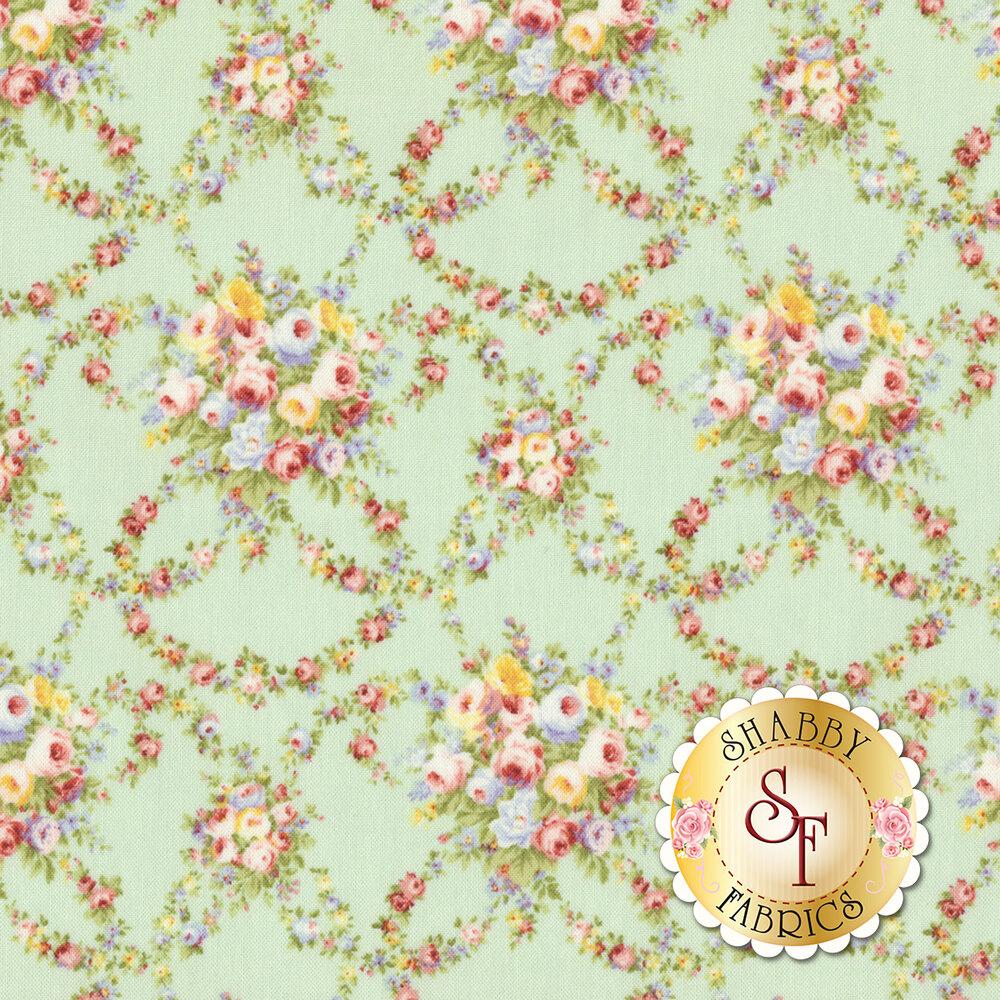 Rococo & Sweet '19 31862-60 by Lecien Fabrics available at Shabby Fabrics