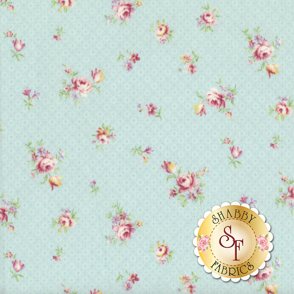 Rococo & Sweet '19 31863-70 by Lecien Fabrics available at Shabby Fabrics