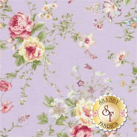 Rococo & Sweet Spring 2016 31361-110 by Lecien Fabrics REM A1