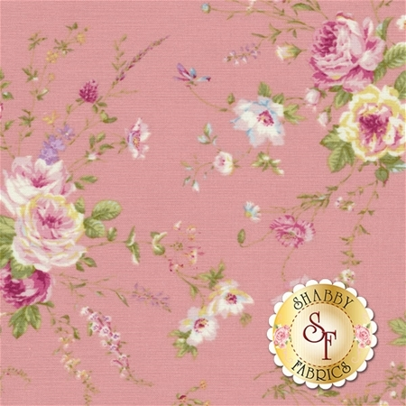 Rococo & Sweet Spring 2016 31361-20 by Lecien Fabrics