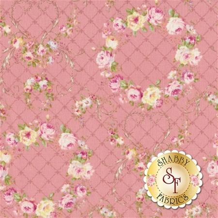 Rococo & Sweet Spring 2016 31362-20 by Lecien Fabrics