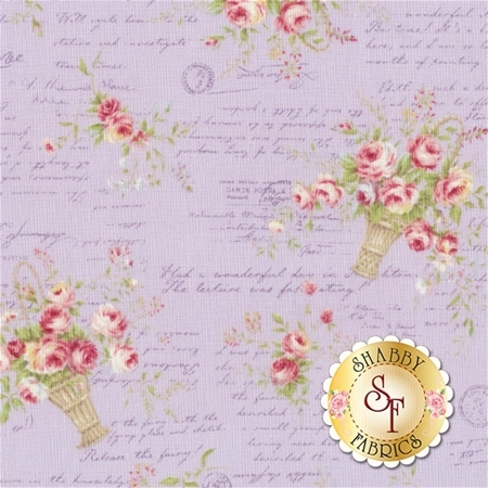 Rococo & Sweet Spring 2016 31363-110 by Lecien Fabrics