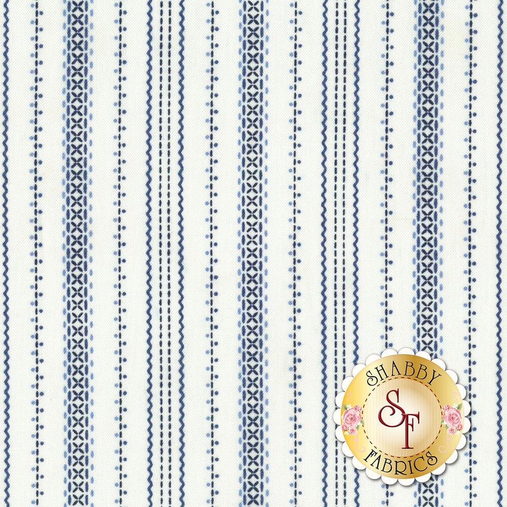 Roly-Poly Snowmen 8416-E for Maywood Studio Fabrics