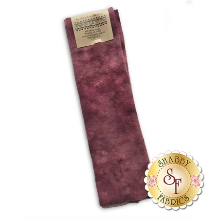 Hand Dyed Wool PRI 5060 Rose Solid by Primitive Gatherings for Moda Fabrics