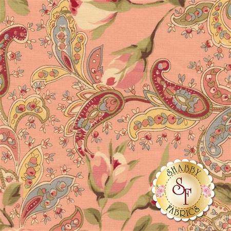 Roses & Chocolate II 33270-12 Rose by Moda Fabrics