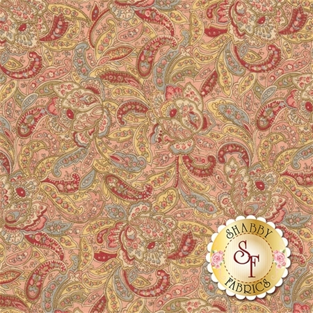 Roses & Chocolate II 33272-12 by Moda Fabrics