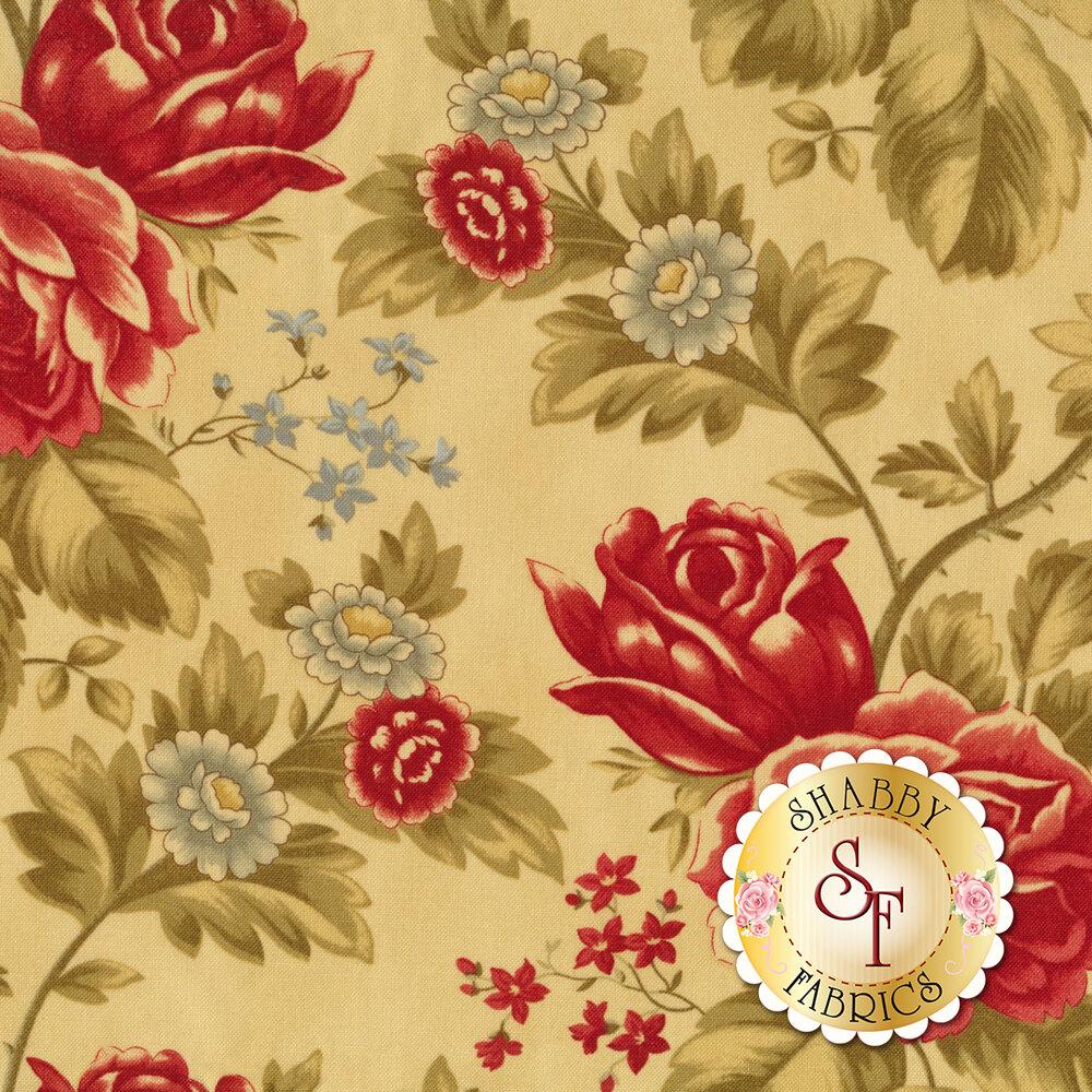 Rosewood 44180-11 Vanilla by 3 Sisters for Moda Fabrics