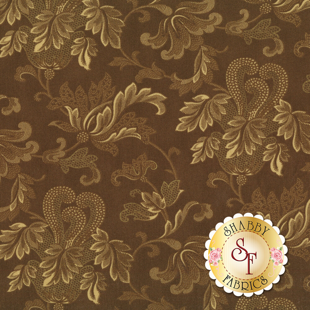 Rosewood 44182-13 Chocolat by 3 Sisters for Moda Fabrics