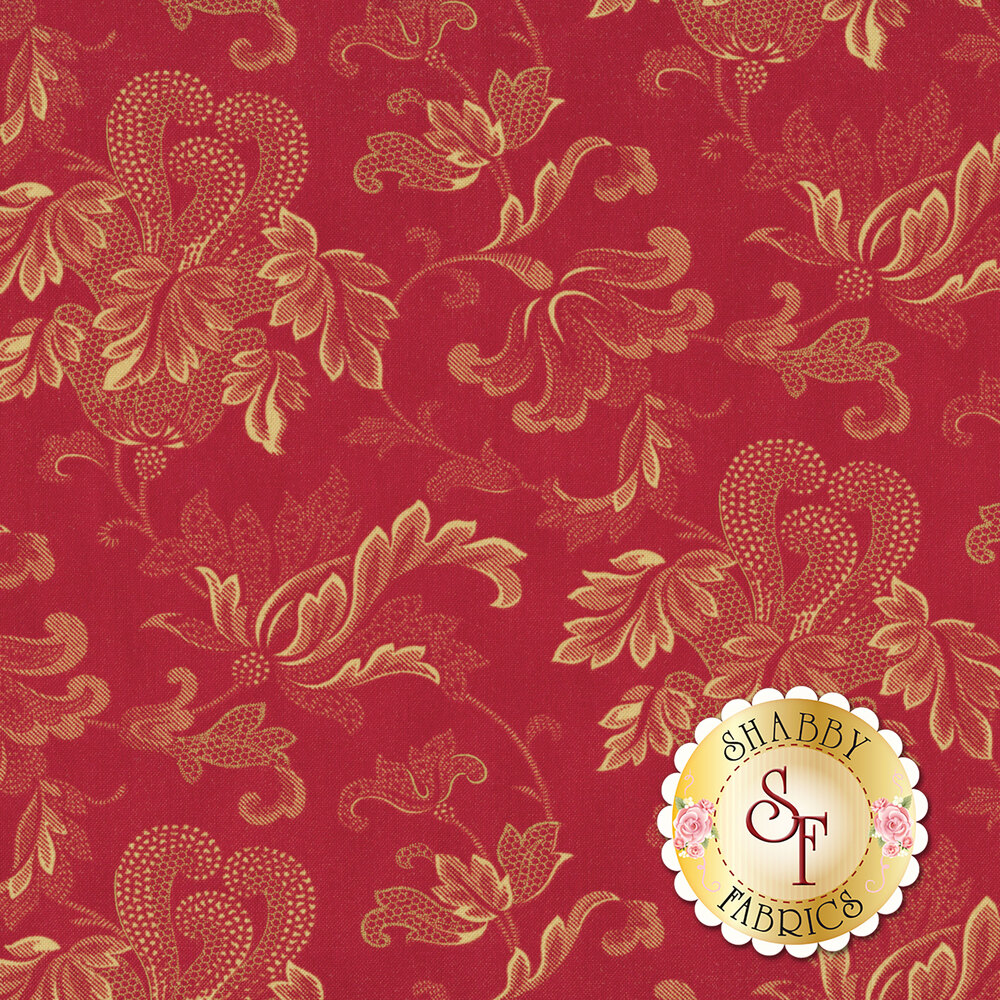 Rosewood 44182-16 Cherry by 3 Sisters for Moda Fabrics
