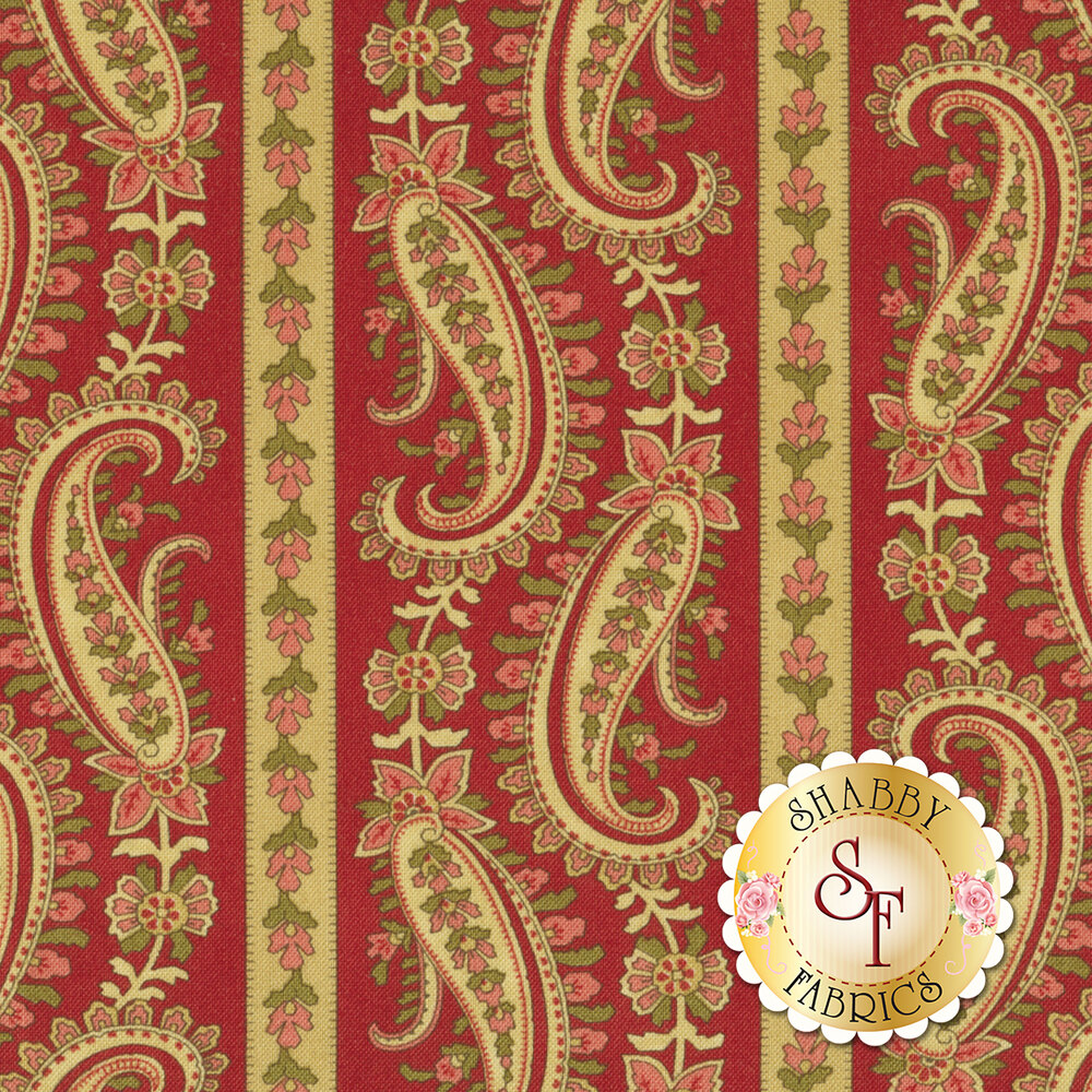 Rosewood 44183-16 Cherry by 3 Sisters for Moda Fabrics