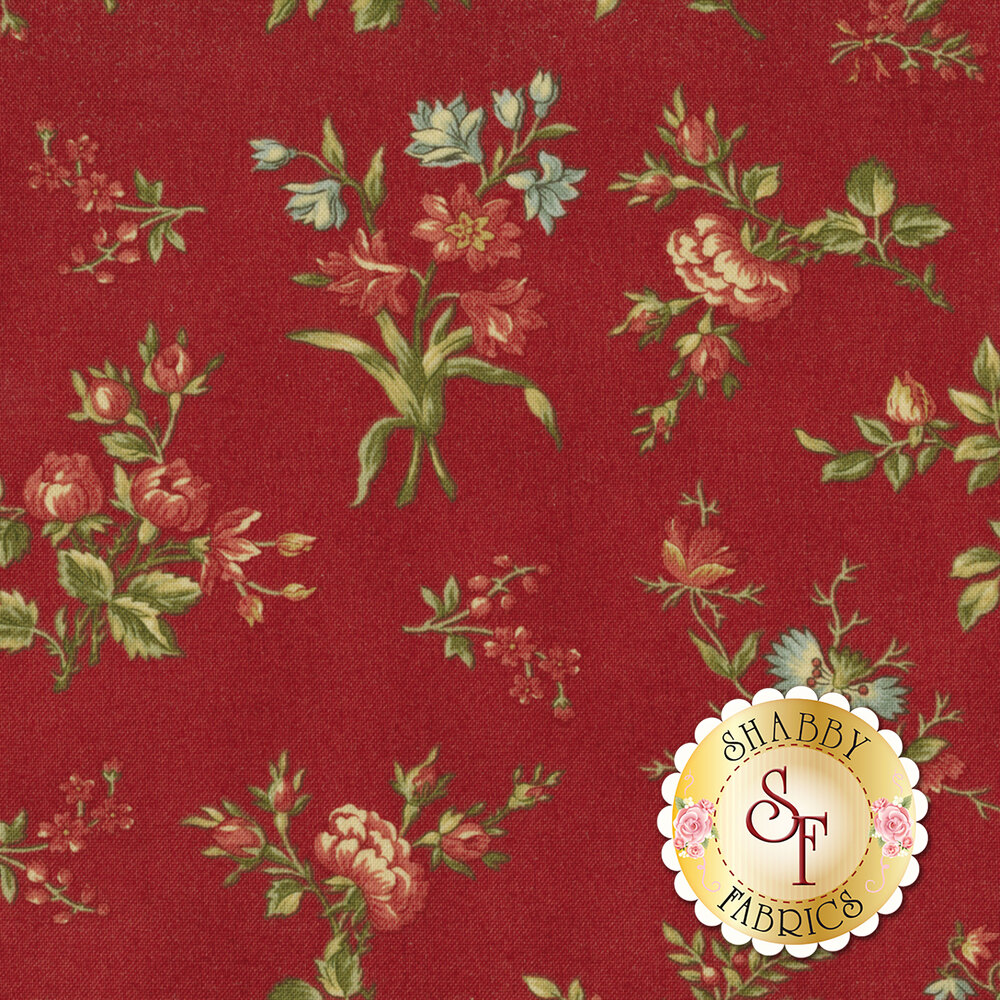 Rosewood 44184-16 Cherry by 3 Sisters for Moda Fabrics