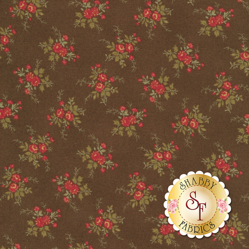 Rosewood 44185-13 Chocolat by 3 Sisters for Moda Fabrics