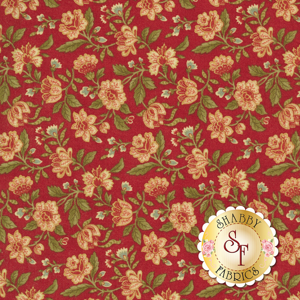 Rosewood 44186-16 Cherry by 3 Sisters for Moda Fabrics REM