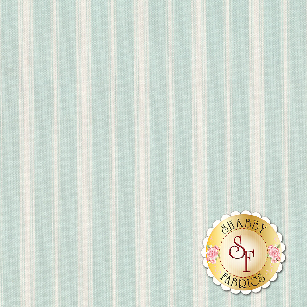 Roslyn 50940-1 Mint Ticking Stripe from Windham