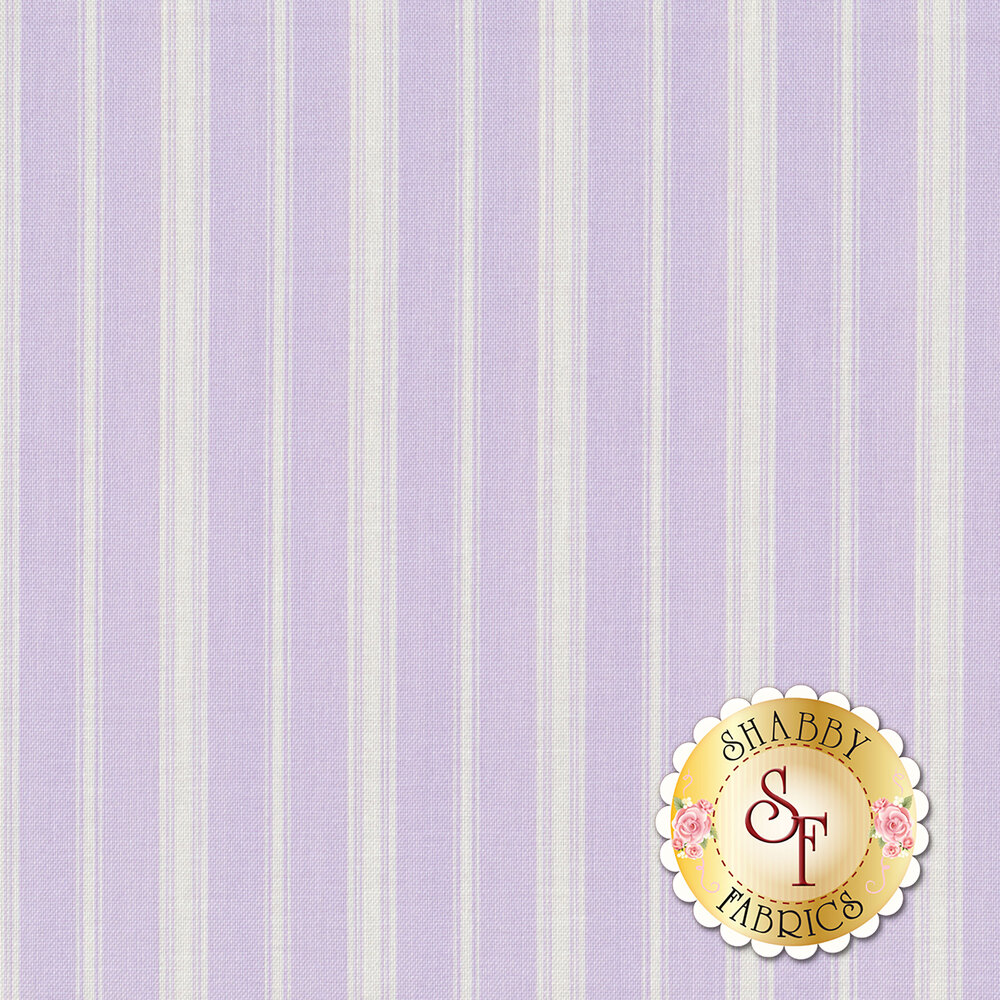 Roslyn 50940-4 Violet Ticking Stripe from Windham