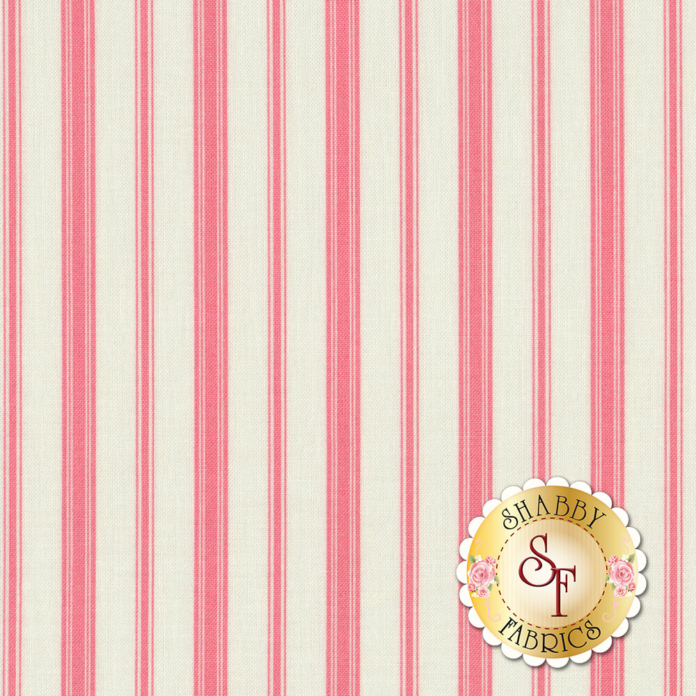 Roslyn 50940-7 Pink Ticking Stripe from Windham