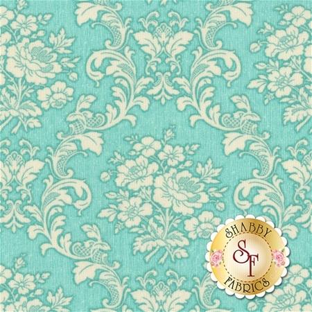 Ruru Bouquet Tea Party RU2270-17C by Quilt Gate Fabrics