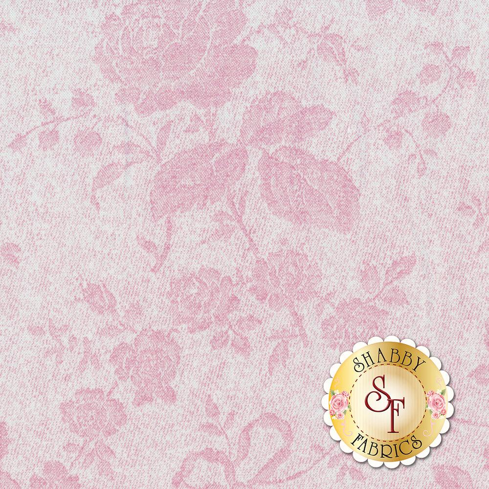 Rustic Romance C7063-PINK by Penny Rose Fabrics