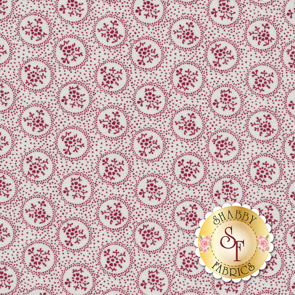 Rustic Romance C7064-LIGHTGRAY by Penny Rose Fabrics