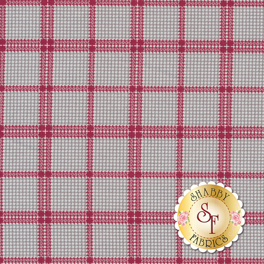 Rustic Romance C7067-GRAY by Penny Rose Fabrics REM #1