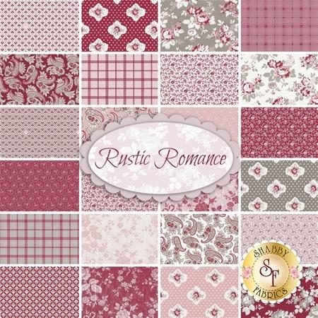 Rustic Romance  Yardage by Riley Blake Designs