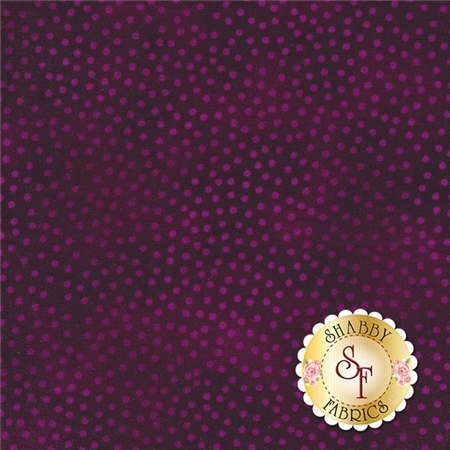 Shadow Dots SHAD-12-MAGENTA by Kona Bay Fabrics- REM