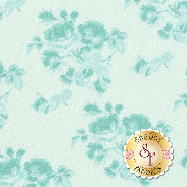 Sadie's Dance Card PWTW126-JADE by Tanya Whelan for Free Spirit Fabrics