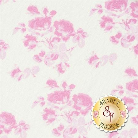 Sadie's Dance Card PWTW126-PNK by Tanya Whelan for Free Spirit Fabrics