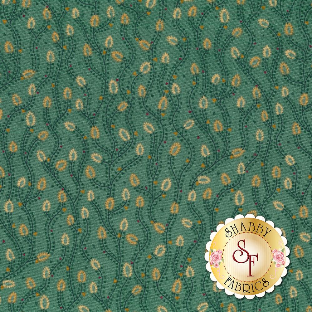 Sage & Sea Glass 1537-11 by Henry Glass Fabrics available at Shabby Fabrics
