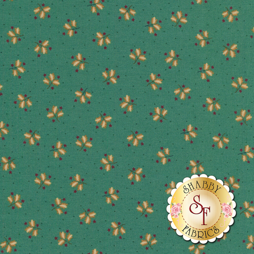 Sage & Sea Glass 1541-11 by Henry Glass Fabrics available at Shabby Fabrics