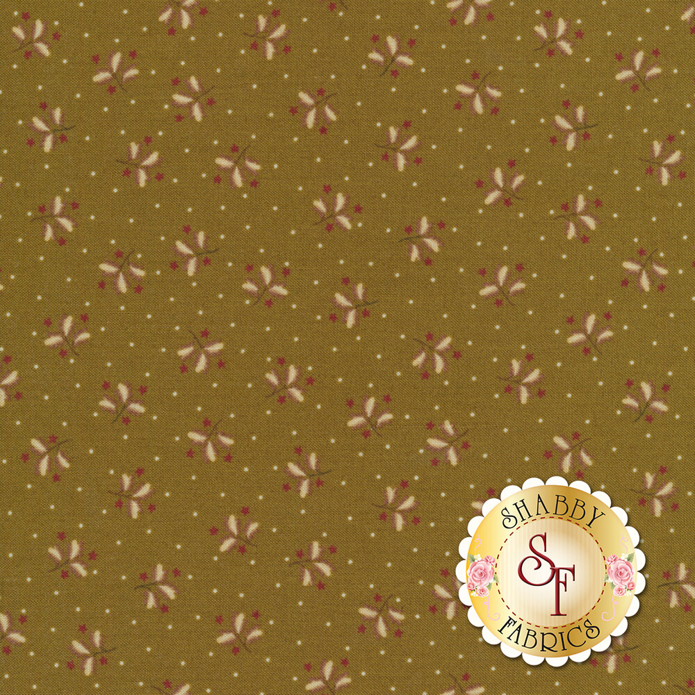 Sage & Sea Glass 1541-66 by Henry Glass Fabrics available at Shabby Fabrics