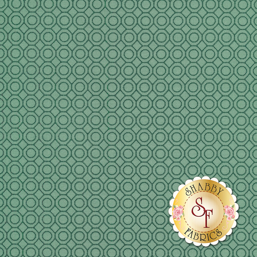 Sage & Sea Glass 1544-11 by Henry Glass Fabrics available at Shabby Fabrics