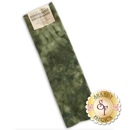 Hand Dyed Wool PRI 5032 Sage Solid by Primitive Gatherings for Moda Fabrics
