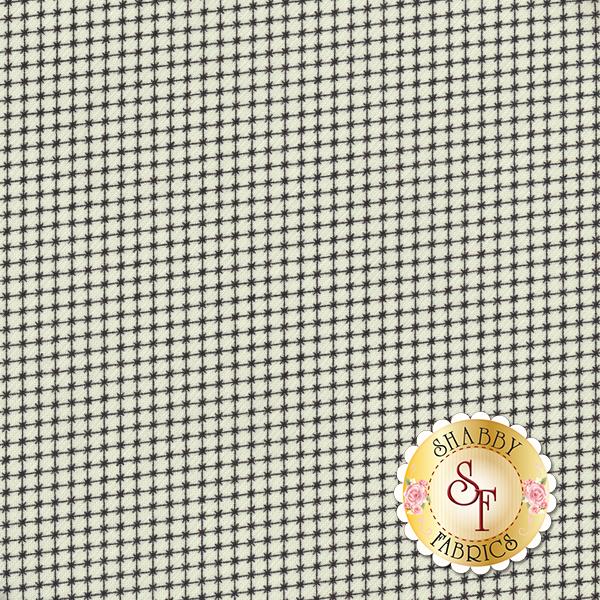 Sampler 2 41310A-4 Black by Julie Hendricksen for Windham Fabrics
