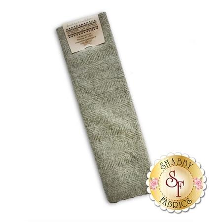 Hand Dyed Wool PRI 5005 Sand Herringbone by Primitive Gatherings for Moda Fabrics