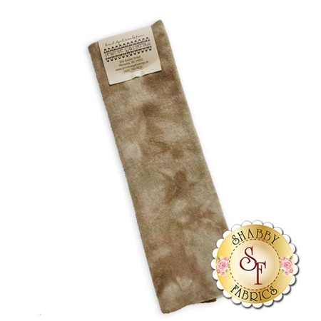 Hand Dyed Wool PRI 5004 Sand Solid by Primitive Gatherings for Moda Fabrics