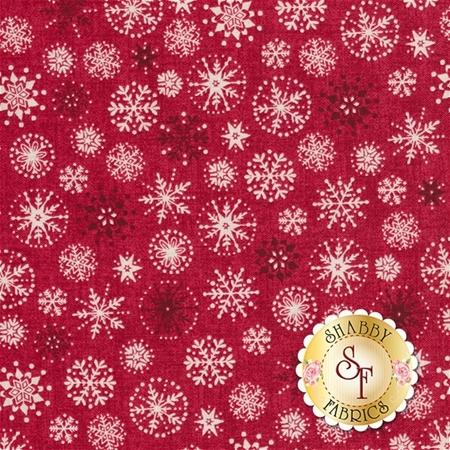 Scandi 4 1787-R by Makower UK for Andover Fabrics REM