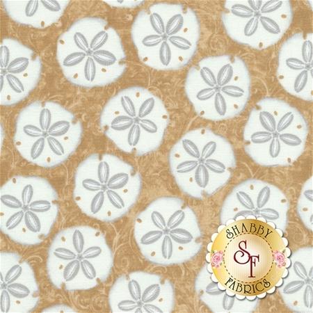 Seaside Dreams 3432-44 by Sharla Fults for Studio E Fabrics REM