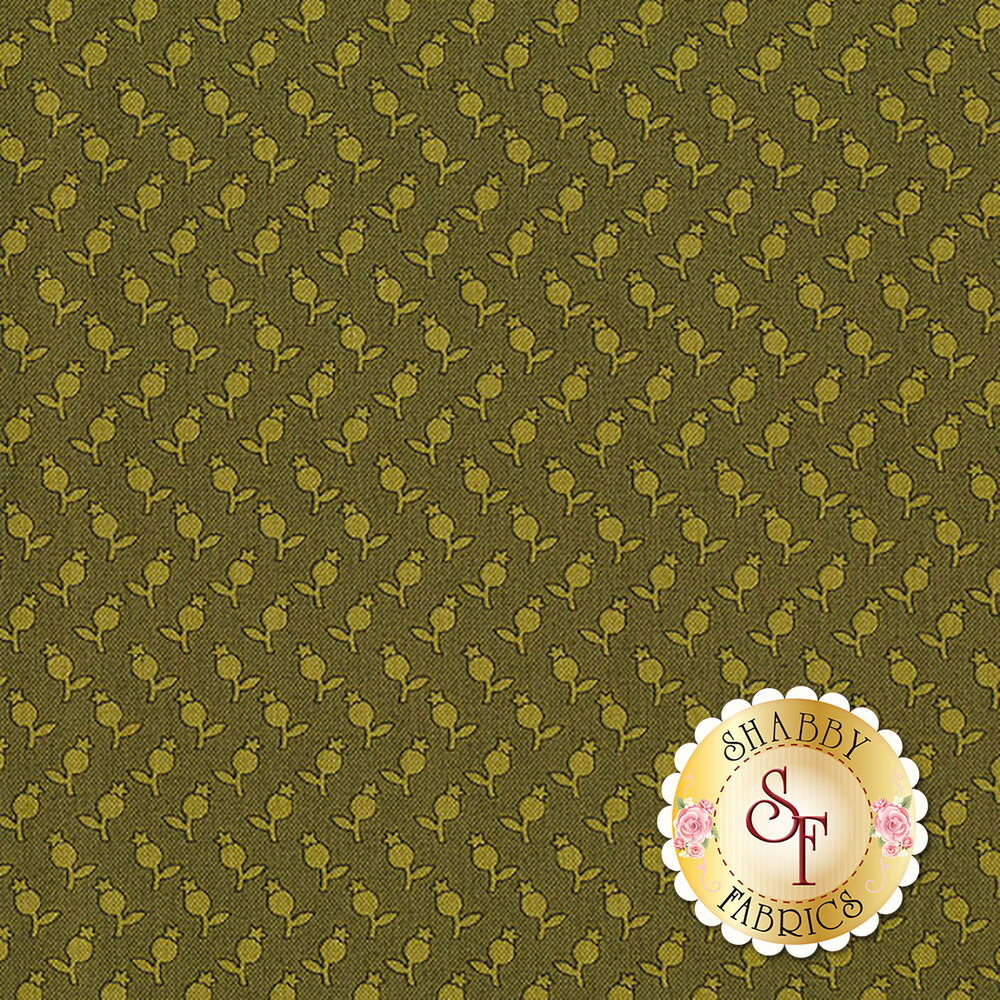 Sequoia A-8757-G by Edyta Sitar from Andover Fabrics REM