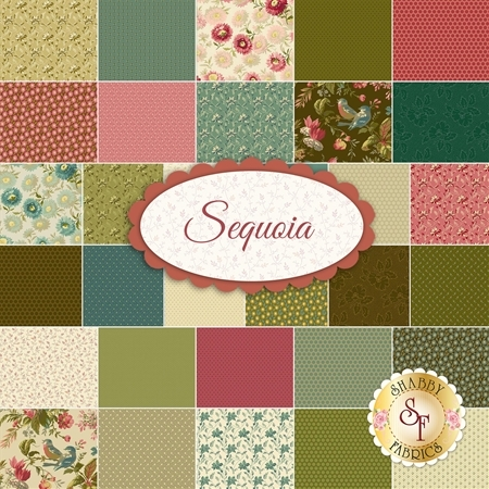 Sequoia  Yardage by Edyta Sitar from Andover Fabrics