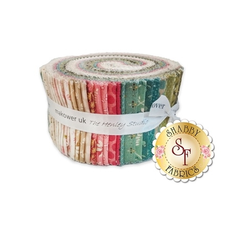 """Sequoia  2½"""" Strip Pack by Edyta Sitar for Andover Fabrics"""