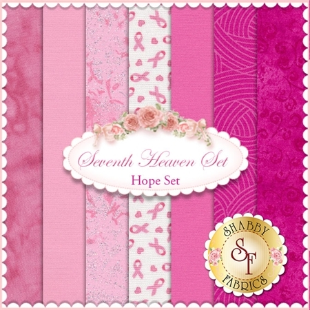 Seventh Heaven 7 FQ Set - Hope