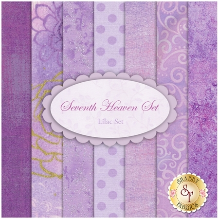 Seventh Heaven 7 FQ Set - Lilac