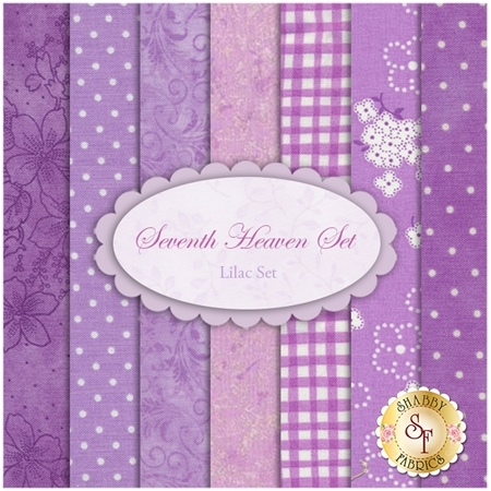 Seventh Heaven 7 FQ Set - Lilac