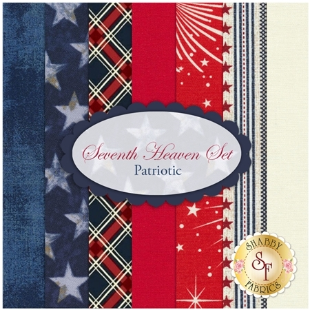 Seventh Heaven 7 FQ Set - Patriotic