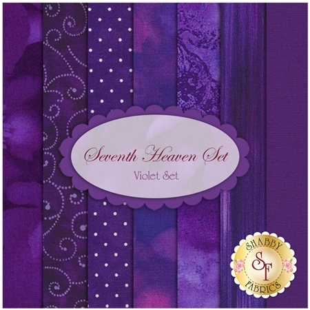 Seventh Heaven 7 FQ Set - Violet