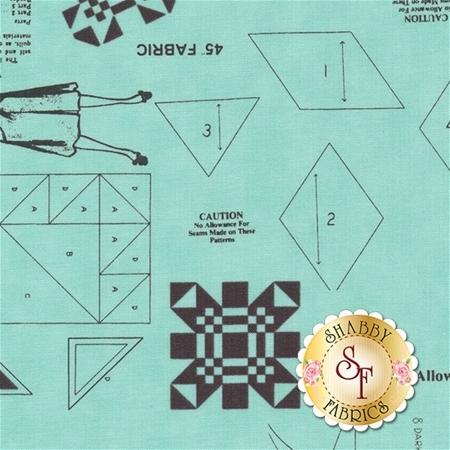 Sew & Sew 33181-15 Berrylicious by Chloe's Closet for Moda Fabrics