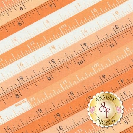Sew & Sew 33182-12 Orange Fizz by Chloe's Closet for Moda Fabrics